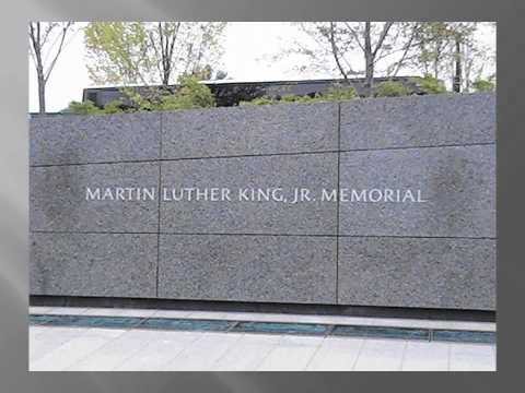 Dr. Martin Luther King Jr. Memorial in Washington, DC