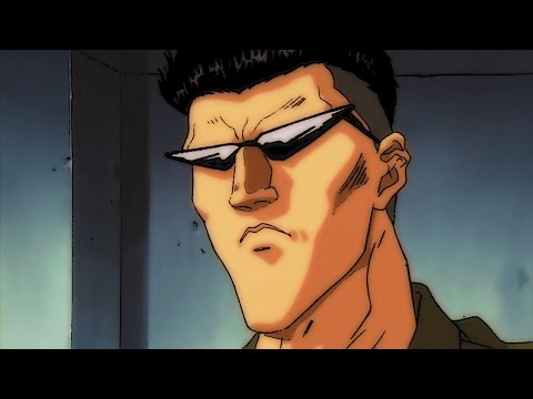 Toguro: A Wounded Heart, A Broken Dream (Yu Yu Hakusho)