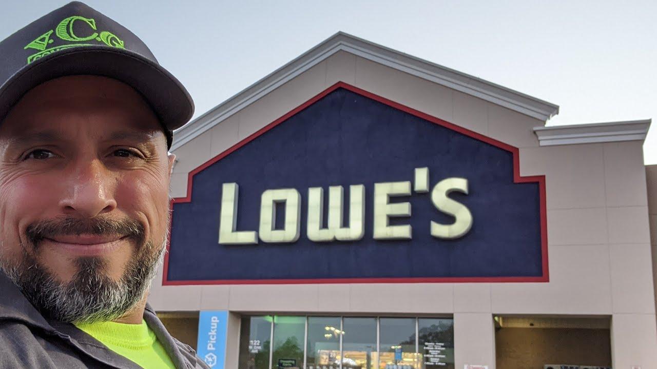 Lowe's Home Improvement Power Tool Deals (September 2020)