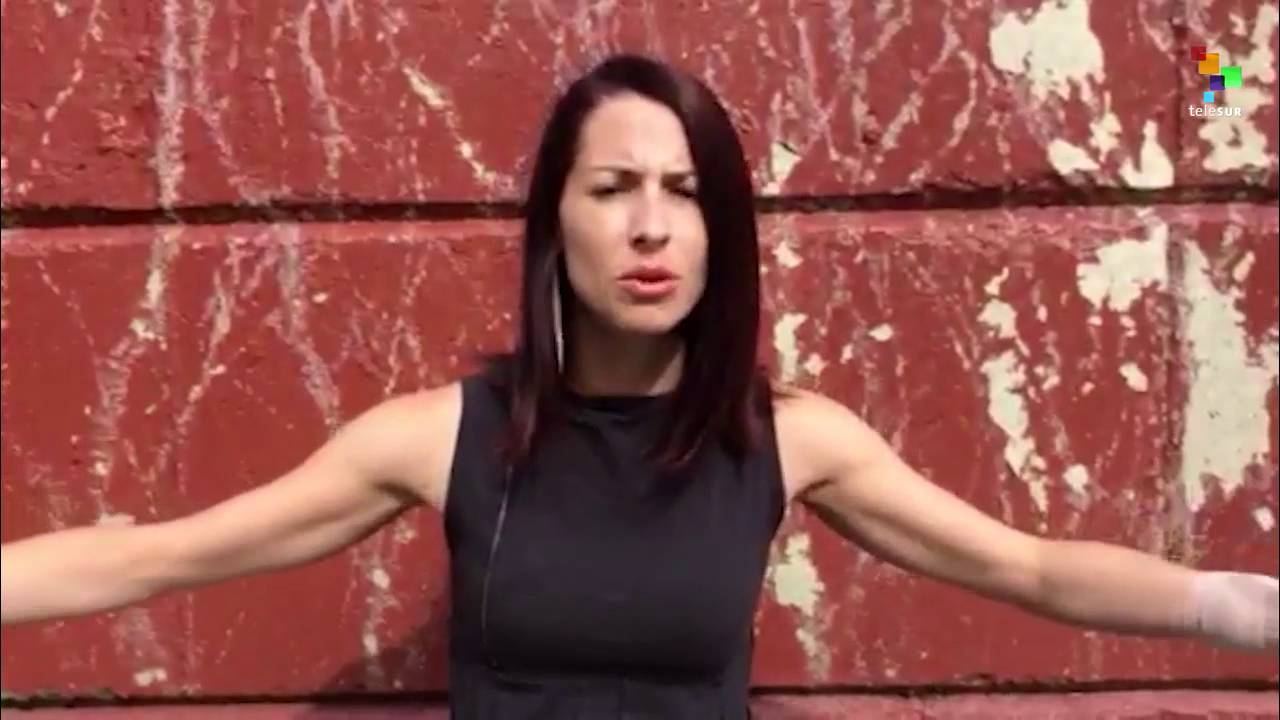 Abby Martin Talks About Her Arrest at DNC - YouTube
