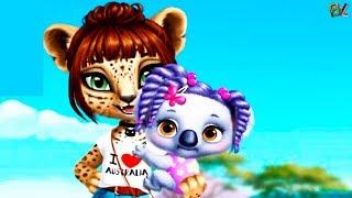 САЛОН КРАСОТЫ Для Животных В Австралии Красивое И Развлекательное Видео Игра Для Детей