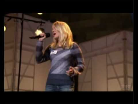 Carrie Underwood - Hollywood Audition Round 2