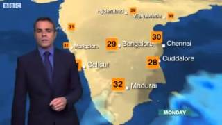 Today BBC Weather Report
