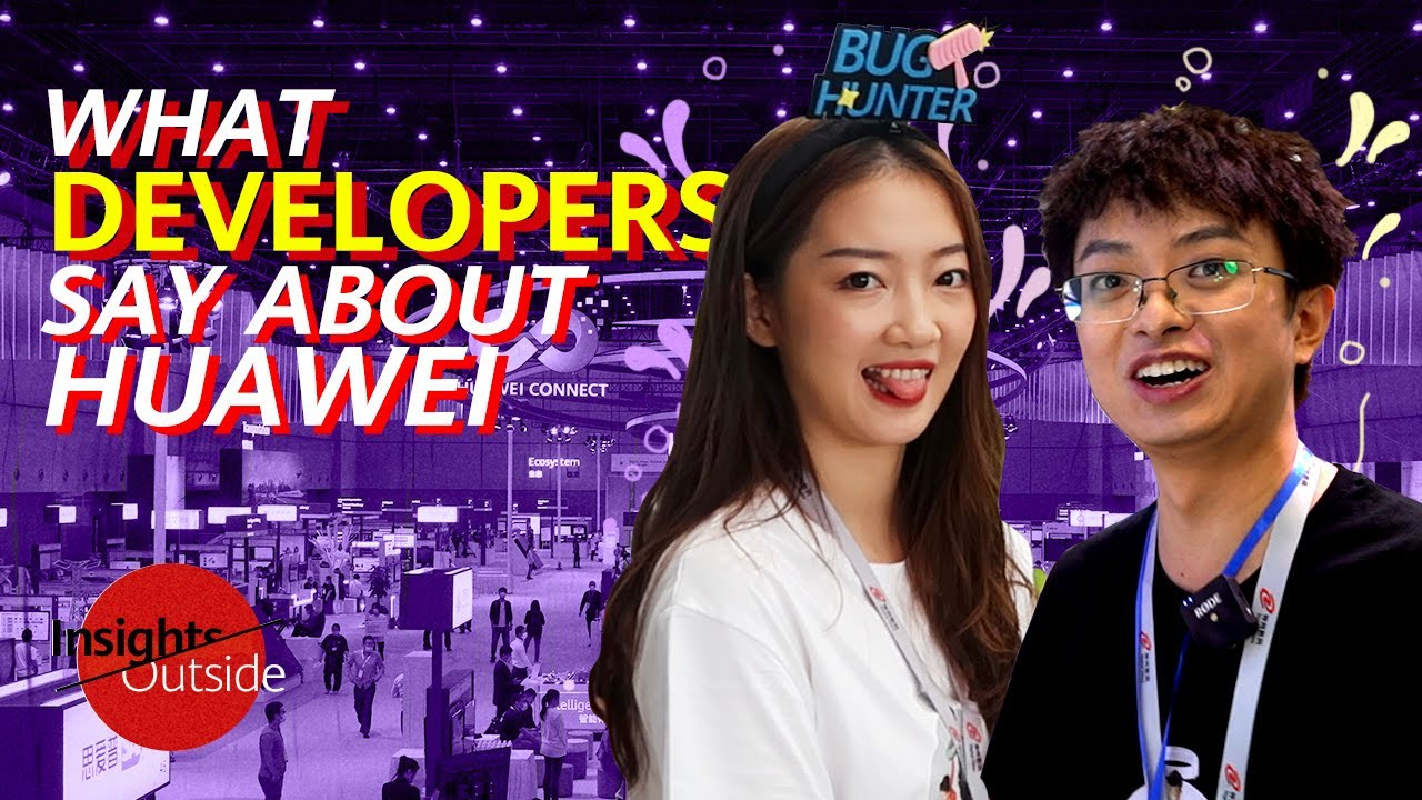 Huawei Connect: What do Developers Think