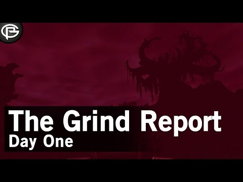 The Grind Report - Day One