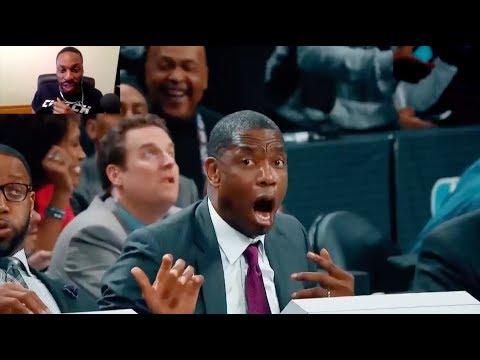 2017 NBA All-Star Weekend Slam Dunk Contest Reaction!! Aaron Gordon Doesn