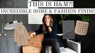 New In! H&M FALL HAUL!