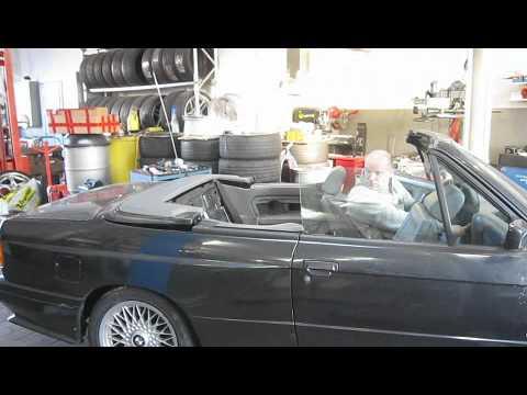 Other External/Body Parts BMW E30 Cabrio Verdeck Reparatursatz ...