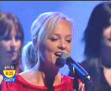 EMMA BUNTON - DOWNTOWN [GMTV TODAY 08.11.06 VJS]