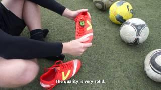 Testing $30 Soccer Boots | freekickerz