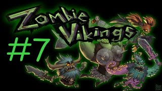 Zombie Vikings - Прохождение на русском [CO-OP] - Ч.7 - Наша Королева
