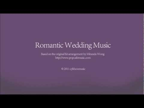 Romantic Wedding March Music Miranda Wong Music Video And Song Lyrics