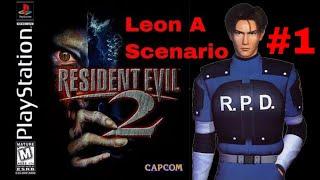 Resident Evil 2 Easy Mode Leon A Scenario Walkthrough Part 1 thumbnail