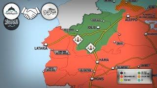 21 сентября 2018. Военная обстановка в Сирии. Заявление ССА о демилитаризованной зоне в Идлибе.