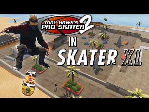 Legendary THPS Level VENICE In Skater XL!