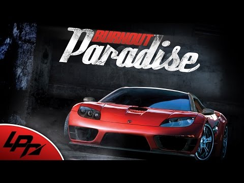 BURNOUT PARADISE Part 1 - Welcome to Paradise City! (FullHD) / Lets Play Burnout Paradise