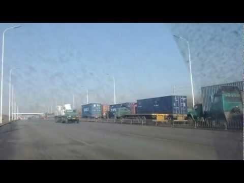 Driving The Wrong Way - TEDA, Tianjin, China