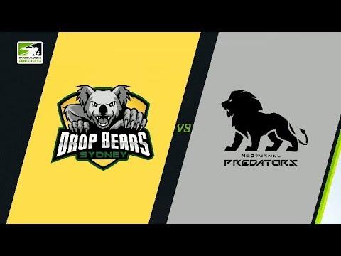 Sydney vs NoC - OW Contenders 2018 AU G.4