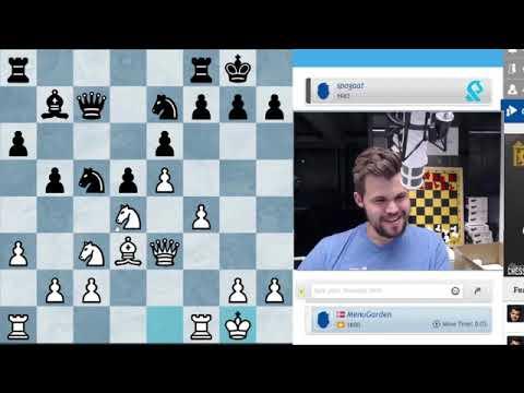 Magnus Carlsen Twitch