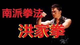 中国拳法 秘伝 少林洪家拳