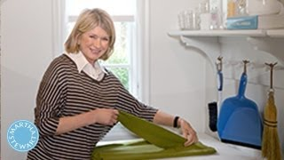 Ask Martha Maximizing Space In Your Laundry Room - Martha Stewart