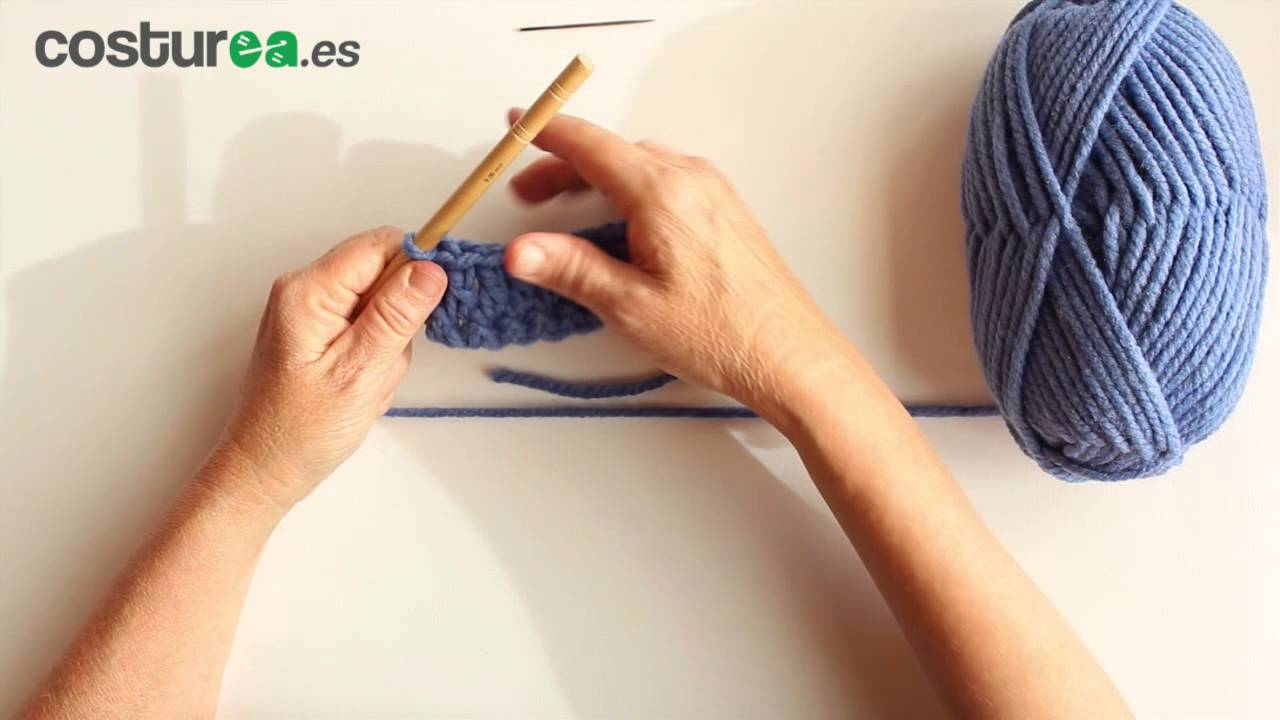 43f5614c7 Aprende cómo hacer ganchillo fácil paso a paso. - YouTube