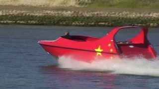 Whakatane (nz) Built Jet Boat Off To China