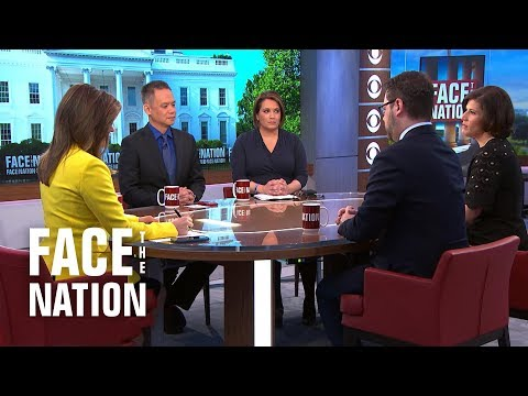Face The Nation: Lanny Davis, Trevor Potter, Kelsey Snell