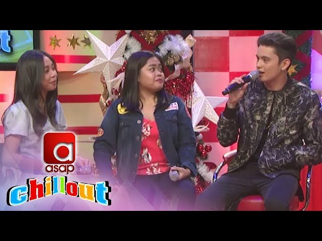 ASAP Chillout: James Reid's advice to Maymay Entrata