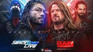 Raw Vs Smackdown Live After Superstar Shake Up 2019 !
