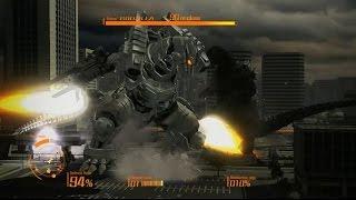 PS4「ゴジラ-GODZILLA-VS」 3式機龍 防衛モード