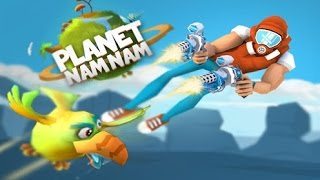 Planet Nam Nam iOS / Android Gameplay Trailer HD