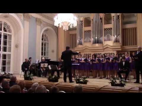 B. Martinů: Otvírání studánek - Cancioneta Praga
