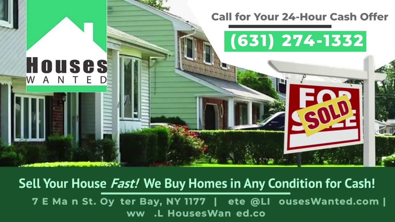 Sell Your House Fast In Long Island, New York || No Fees || No Commission.