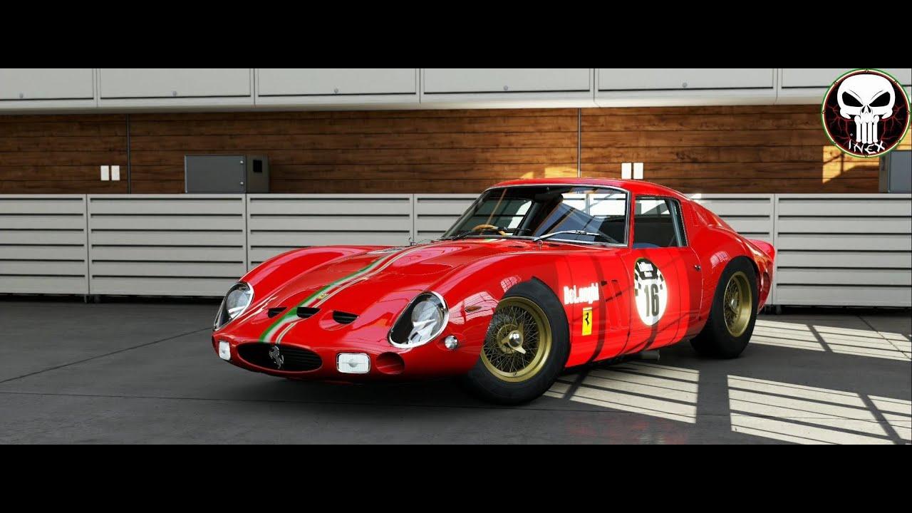 Forza Motorsport 5 Ferrari 250 Gto 1962 Youtube