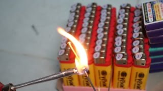 5 awesome magic tricks and simple life hacks with lighters