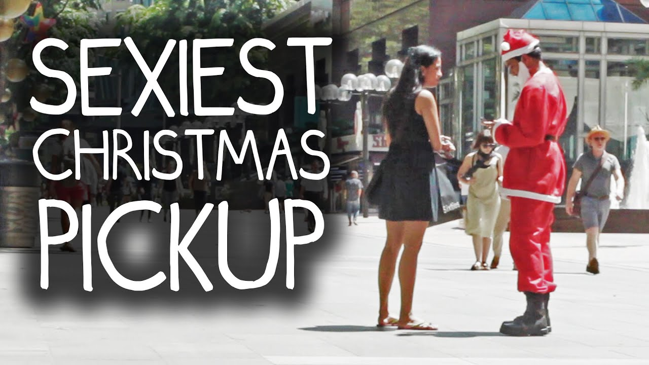 funniest christmas pick up lines in real life