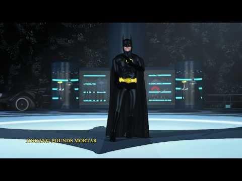 Batman Tai Chi