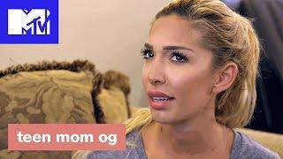 'Farrah & Simon' Official Sneak Peek | Teen Mom OG (Season 7) | MTV