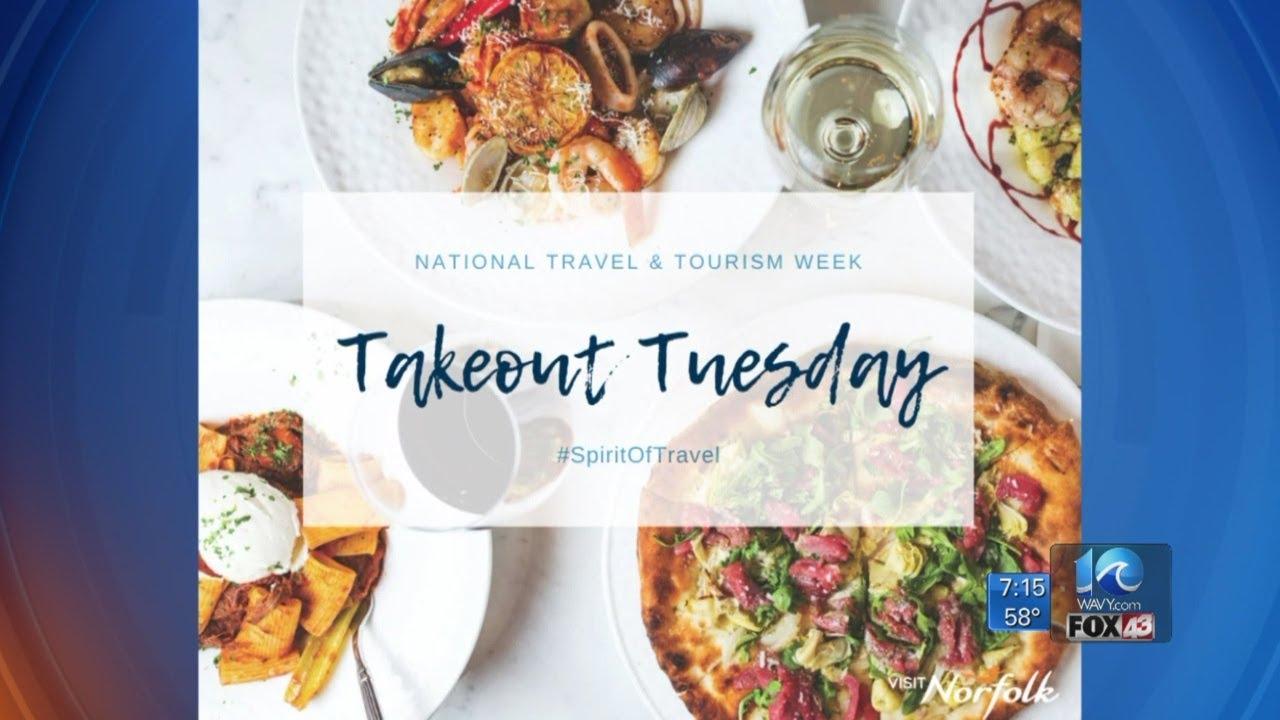 Norfolk celebrates 'National Travel and Tourism Week' through virtual events