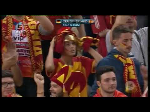 Македонија во следната фаза стартува од лидерската позиција