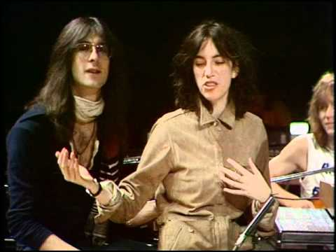 Patti Smith - Interview, Stockholm October 1976