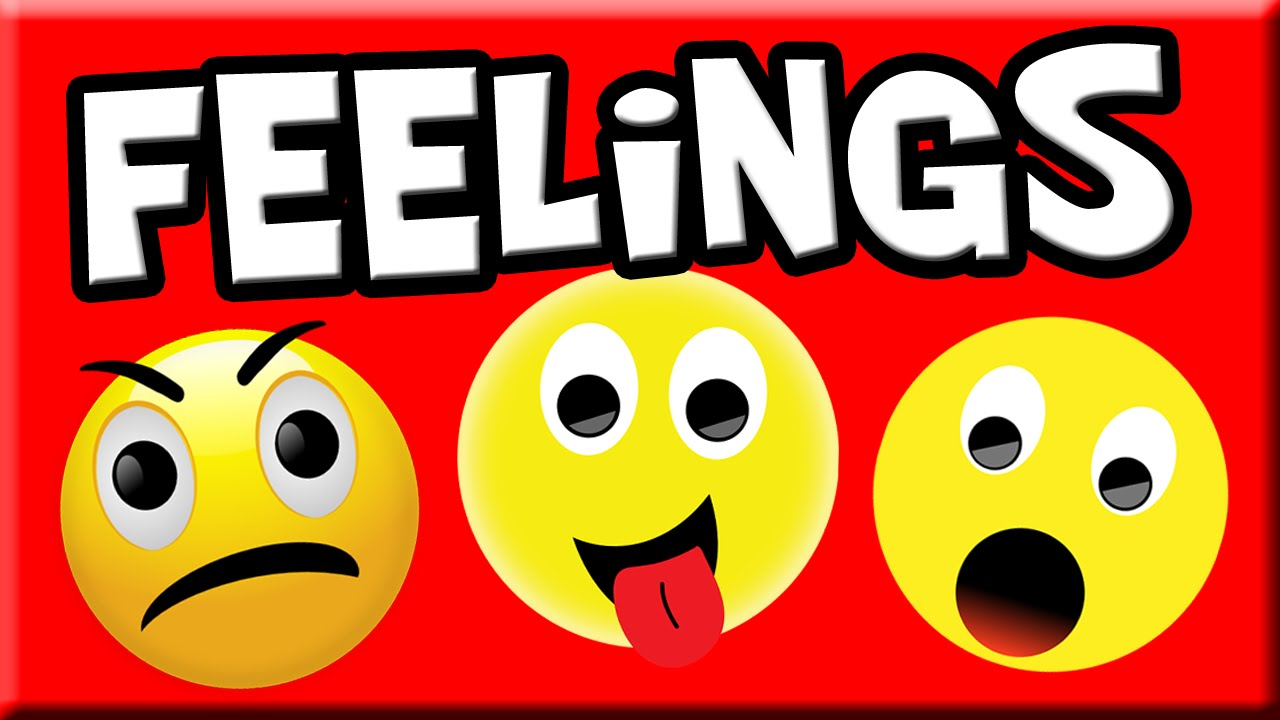 Resultado de imagen de Learn Feelings and Emotions for Kids | Preschool Learning | Kindergarten Learning | Emotions Child