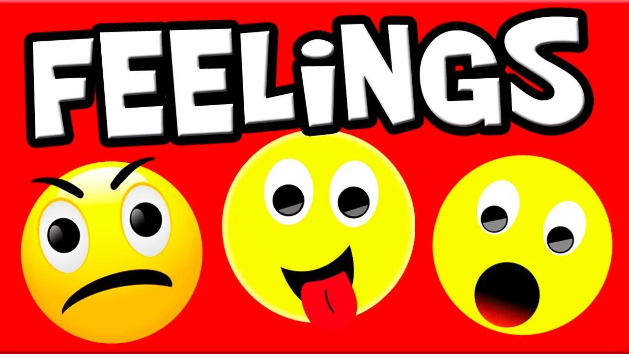 Learn Feelings And Emotions For Kids  Preschool Learning  Kindergarten Learning  Emotions