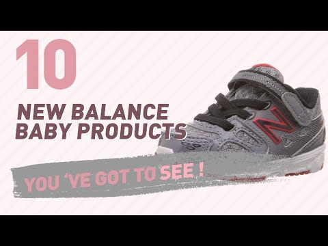 New Balance Baby Products Video Collection // New & Popular 2017