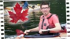 Alex in Kanada 1/2: Pinkelnde Gurken? - Bucht der Uhrzeit - #EntdeckeKanada
