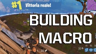 BUILD FAST LIKE A PRO - MACRO COMBO FOR ANY MOUSE FORTNITE TUTORIAL