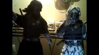 1/6 CUSTOM G I JOE NINJAS UPDATE ON SHADOWIND/THE BLACK MAMBA!!