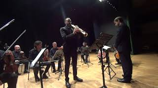 Rain, Steam and Speed I – J.M Fayos, David Pons saxofón, Pascual Cabanes y Harmonie Orchestra.