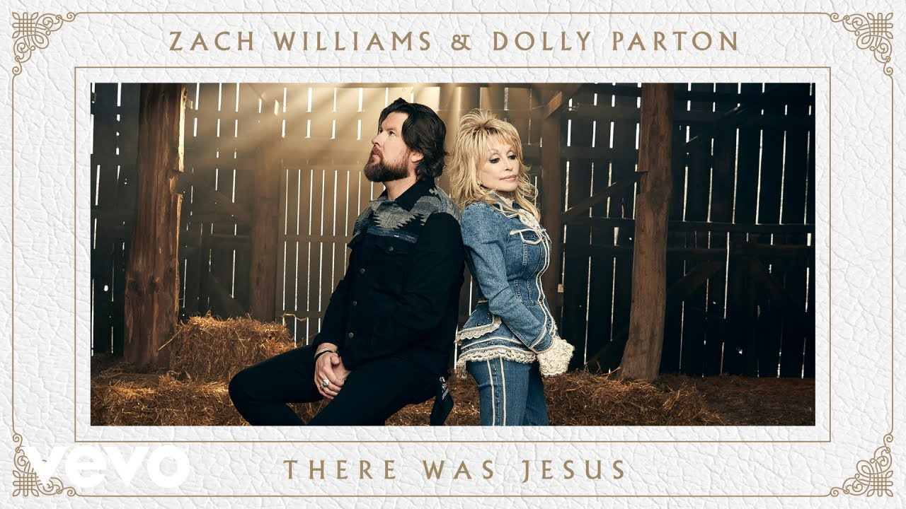 "Dolly Parton Tops Billboard's Christian Charts for the First Time With Zach Williams Duet ""There Was Jesus"""
